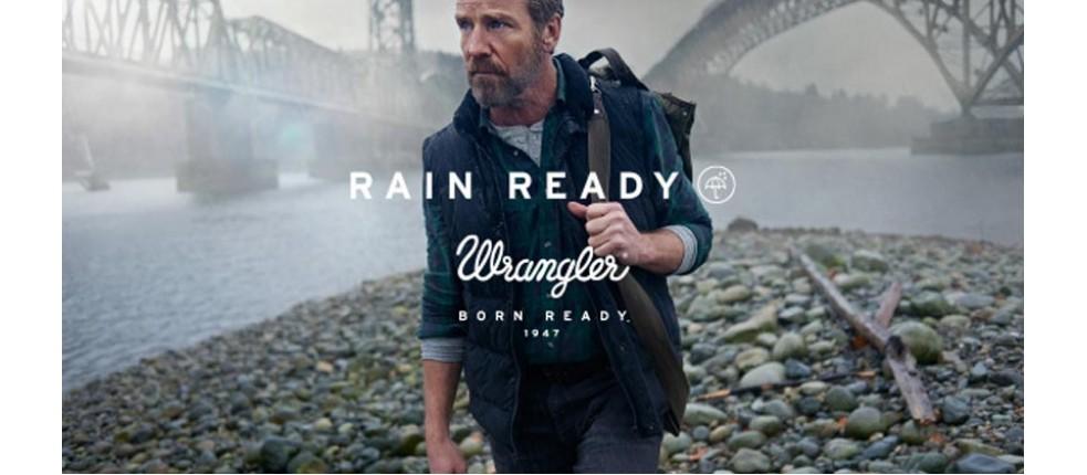 Wrangler Rain Ready
