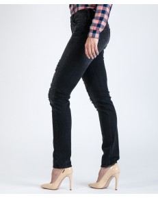 Lee Jeans Elly L305 Black Rip
