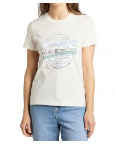 Lee SLIM LOGO TEE L44N Safari