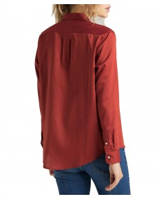 Lee ONE POCKET SHIRT L45T Red Orche