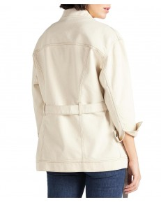 Lee BELTED RIDER JACKET L54R Eco Rinse