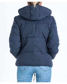 Lee PUFFER JACKET L56T Night Sky