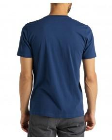 Lee 70S LOGO TEE L62N Washed Blue