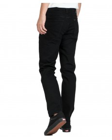 Jeansy Lee Daren Zip Fly L707 Black Rinse