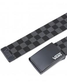 Vans DEPPSTER WEB BELT Black/Charcoal