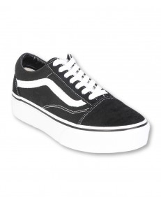 Vans OLD SKOOL PLATFOR Black/White