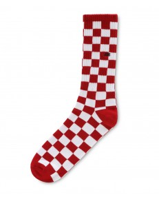 Vans CHECKEBOARD CREW Red/White