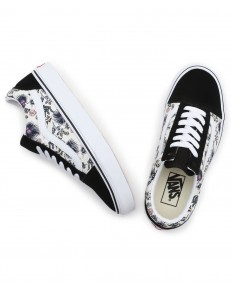 Vans OLD SKOOL (Paradise Floral) Orchid/True White