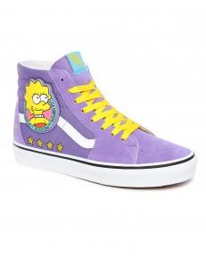 Vans SK8-HI (The Simpsons) Lisa 4 Prez