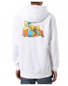 Vans X (The Simpsons) Family White