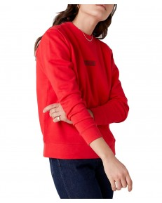 Wrangler HIGH RIB REGULAR W6P7H Lolipop Red