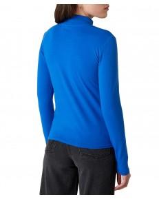 Wrangler HIGH NECK BABY TEE W7R1D Wrangler Blue